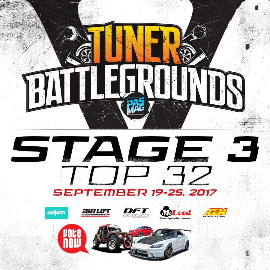 2017 Tuner Battlegrounds Championship Stage 3 IG