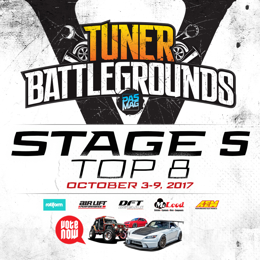 2017 Tuner Battlegrounds Championship Stage 5 IG