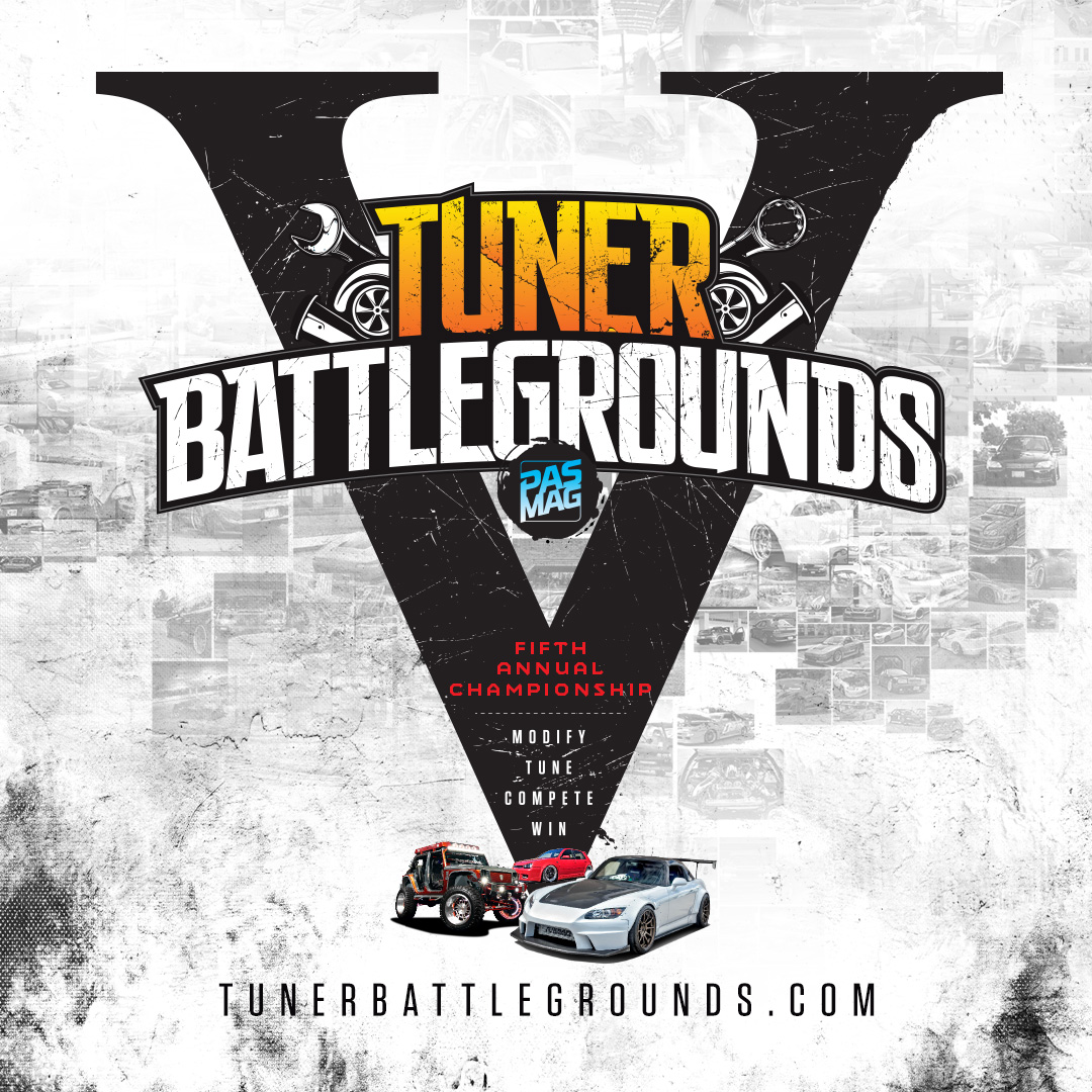 Tuner Battlegrounds 5 2017 1080x1080