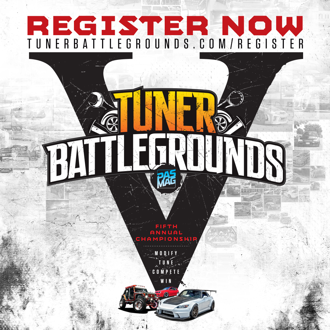 Tuner Battlegrounds 5 2017 IG 1080x1080