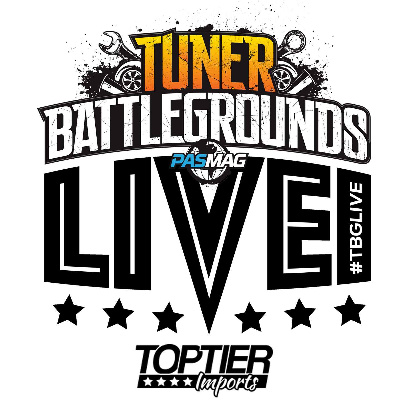 Tuner Battlegrounds TBGLIVE Top Tier Imports