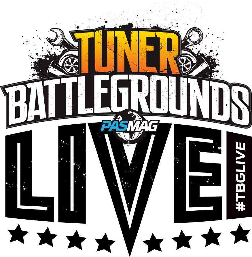 Tuner Battlegrounds TBGLIVE logo