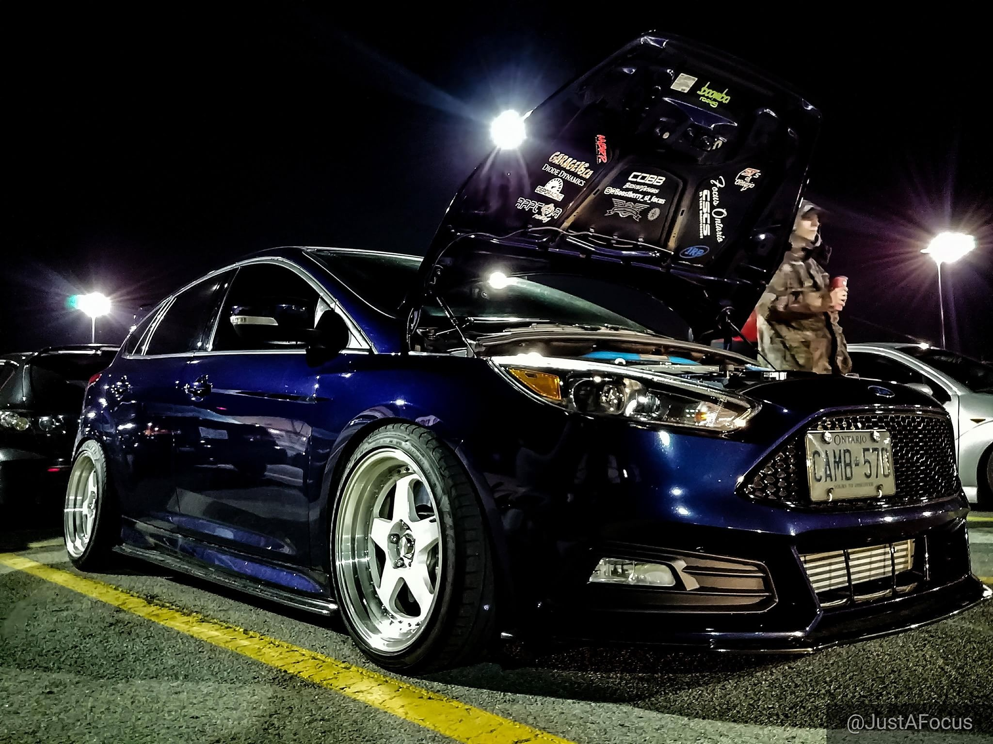 Daniel Kanary 2016 Ford Focus ST TBGLIVE2