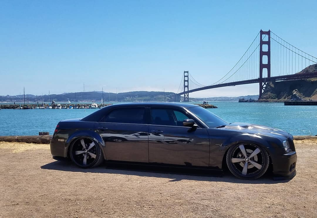 09 David Gutierrez 2007 Chrysler 300 LWB PASMAG Tuner Battlegrounds