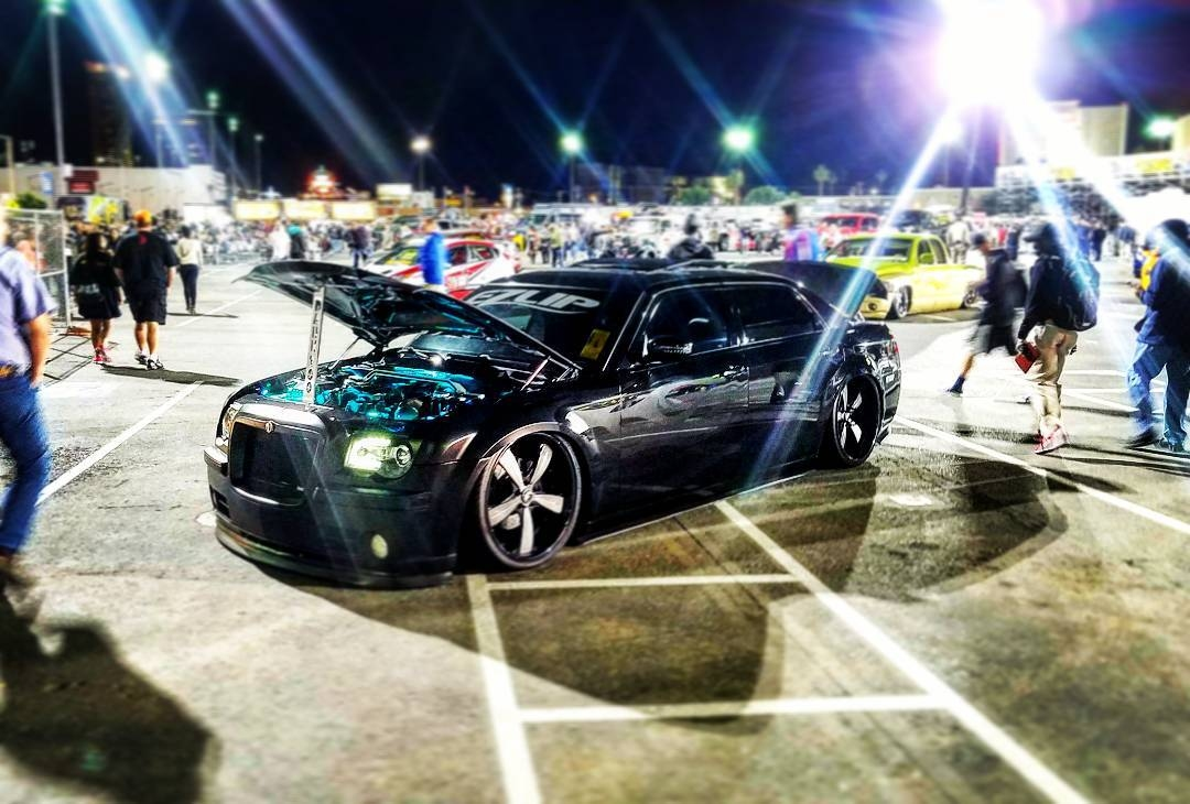 11 David Gutierrez 2007 Chrysler 300 LWB PASMAG Tuner Battlegrounds