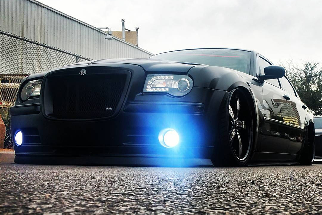 14 David Gutierrez 2007 Chrysler 300 LWB PASMAG Tuner Battlegrounds