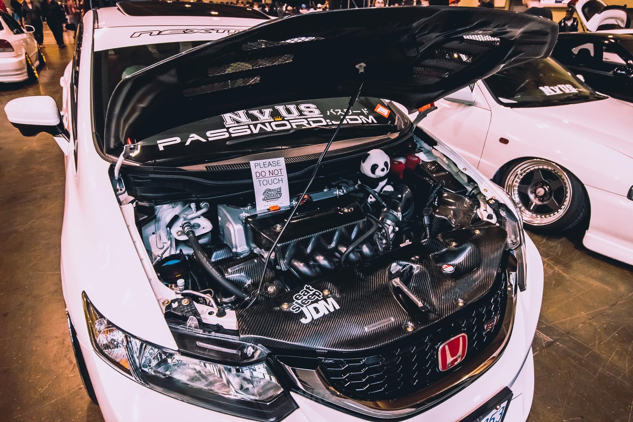 McNiel Manuel 2015 Honda Civic Si TBGLIVE5