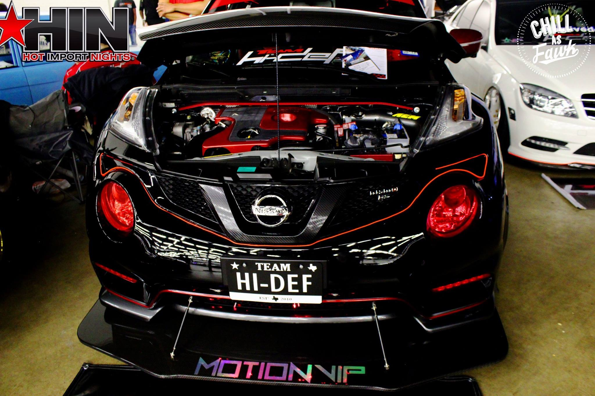 Michael Woolley 2015 Nissan Juke Nismo RS TBGLIVE 5