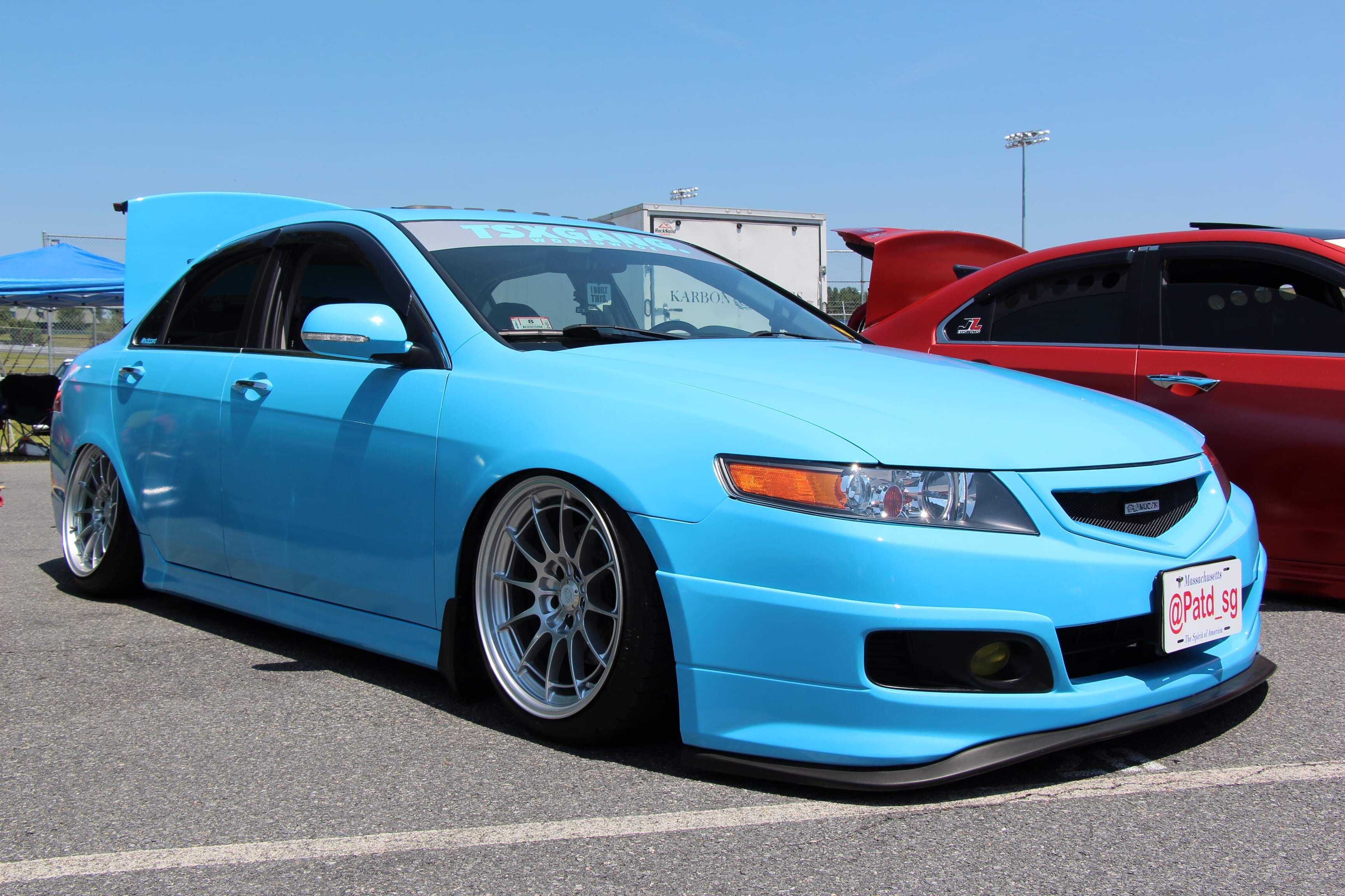 04 Patrick Despin 2007 Acura TSX PASMAG TBGLIVE