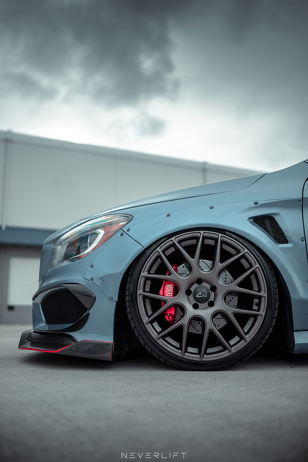 02 Will Cai 2015 Mercedes Benz CLA250 pasmag tuner battlegrounds
