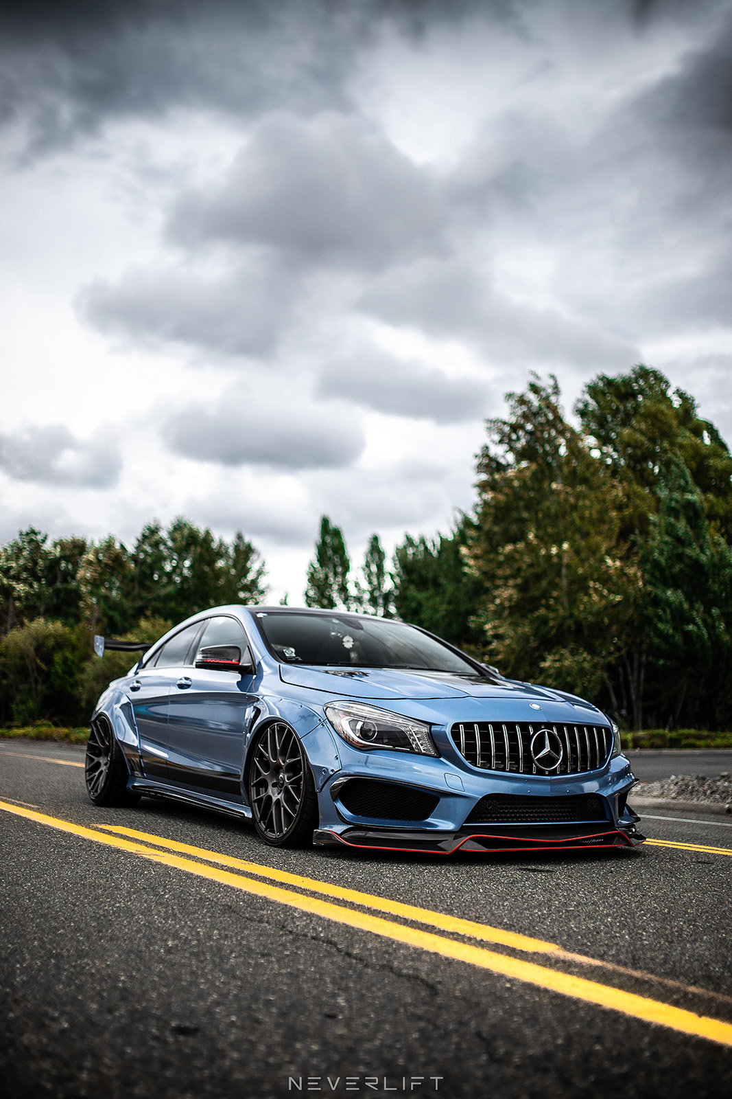 04 Will Cai 2015 Mercedes Benz CLA250 pasmag tuner battlegrounds