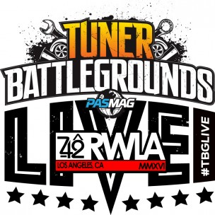 Tuner Battlegrounds TBGLIVE 742 Race Wars LA 2016