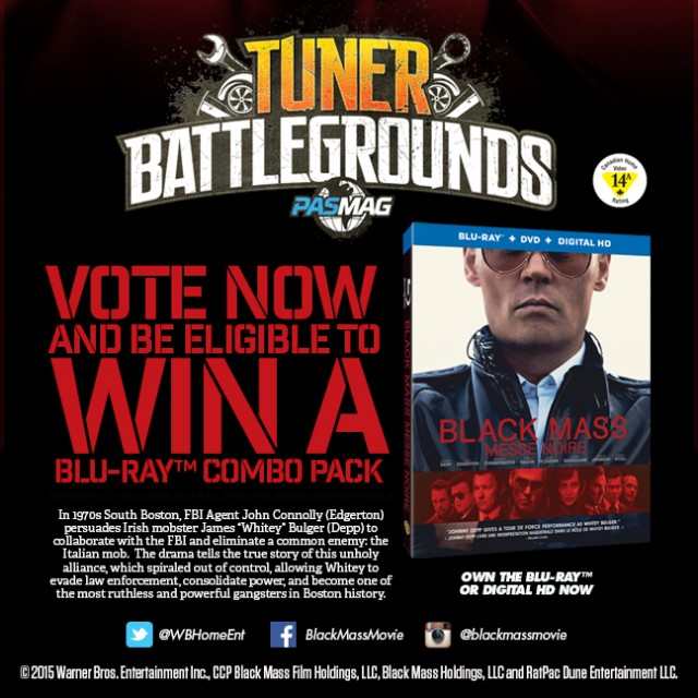 Tuner Battlegrounds - Black Mass Canada Promo v2