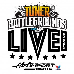 Tuner Battlegrounds TBGLIVE Hot Import Nights