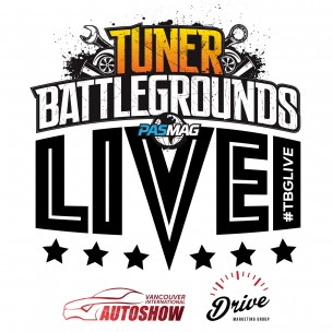 Tuner Battlegrounds TBGLIVE Logo VIAS