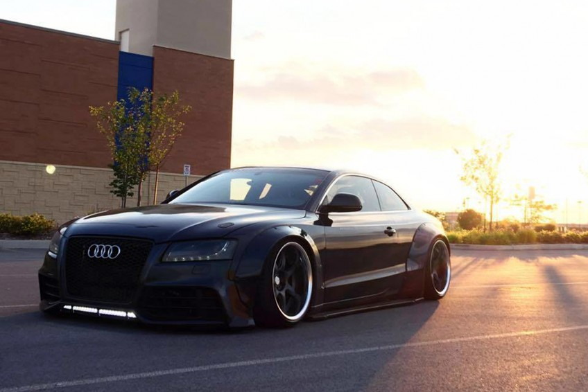 Andrew Hoffman 2009 Audi S5 TBGLIVE New 4