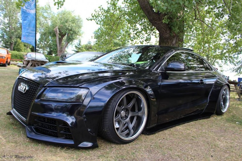 Andrew Hoffman 2009 Audi S5 TBGLIVE New 7
