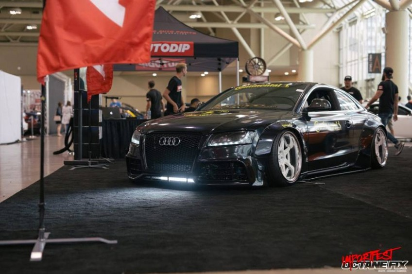 Andrew Hoffman 2009 Audi S5 TBGLIVE New 9