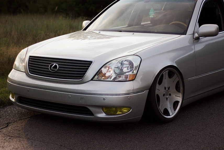 Colin Brown 2003 Lexus LS430 TBGLIVE5